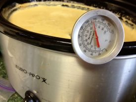 sweetened condensed milk thermometer